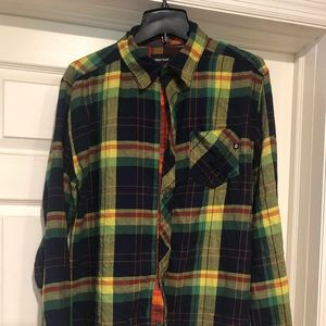 Marmot Light Weight Flannel Shirt